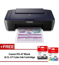 Printer Canon E400 (Print Scan Copy A4)